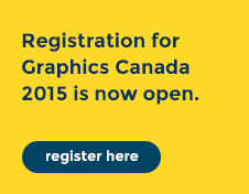 Register for Graphics Canada 2015