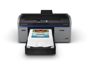 e7a09370 Designed exclusively for direct-to-garment printing, the SureColor F2100  offers an entirely purpose-built system for high-quality prints at  production ...